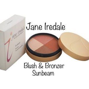 jane iredale Sunbeam Blush Bronzer Quad